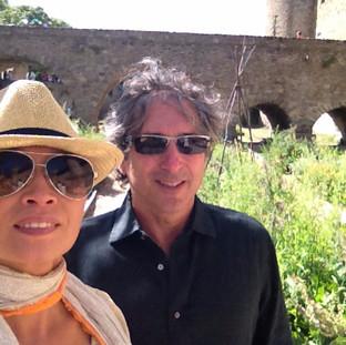 BT & Richard Cité De Carcassonne