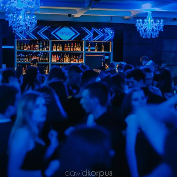Impreza w Klubie MASQ