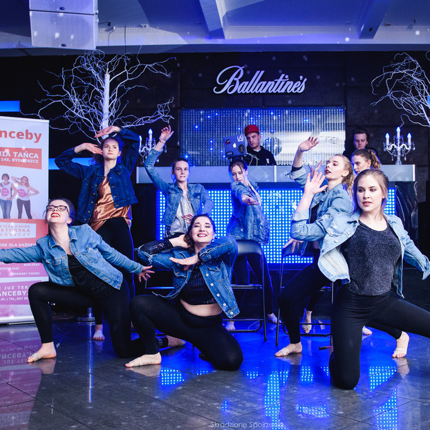 Impreza integracyjna Danceby