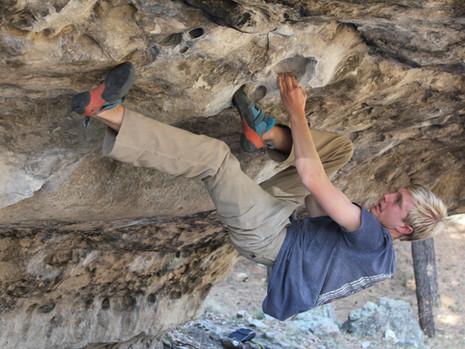 Priest Draw Bouldering Trip