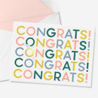 """""""Congrats!"""" Spring/Summer Wedding Collection 2021"""