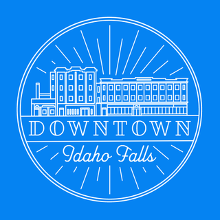 Downtown Idaho Falls Graphic for IFDDC | Pete&Pen
