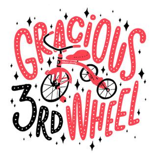 Gracious 3rd Wheel Design | Pete&Pen