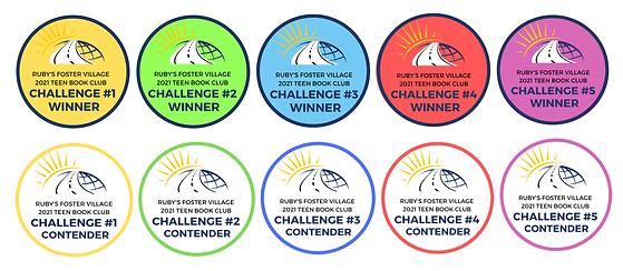 5-DAY Challenge badges 2021.png