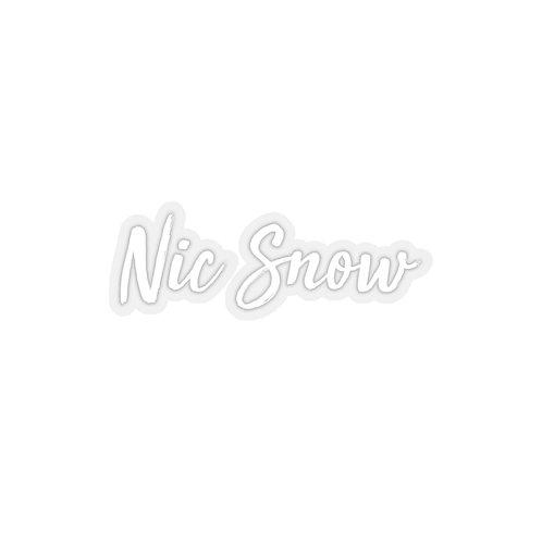 Nic Snow Stickers