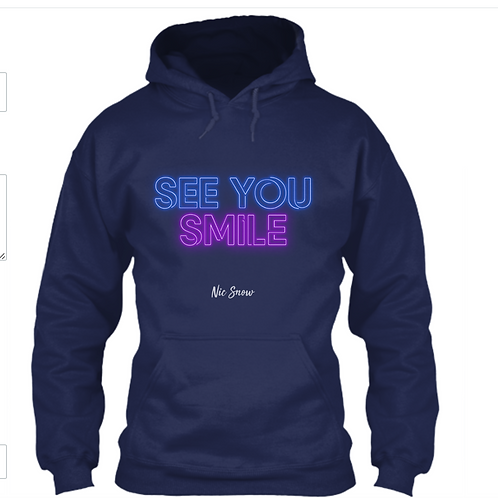 See You Smile Hoodie