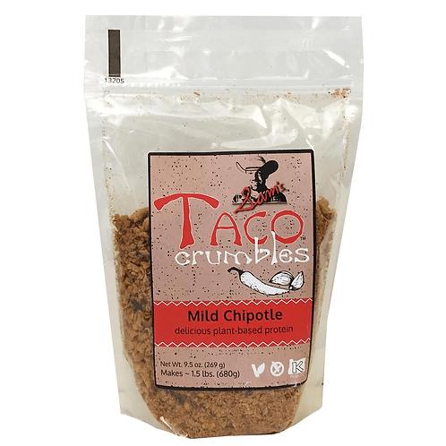 Proteína de soya No transgénica Taco crumbles 680g.