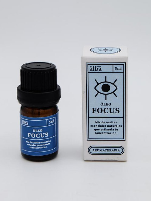 Oleo Focus De Alba 5 ml.