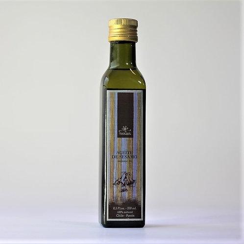 Aceite de Sésamo Terrasol 250ml.