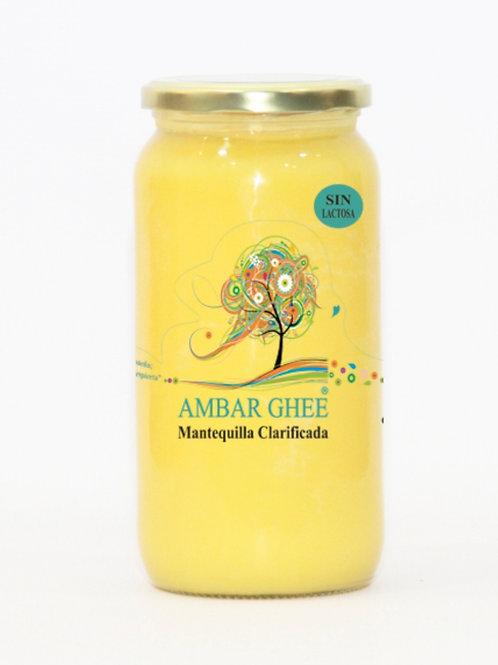 Mantequilla clarificada Ambar ghee 1 litro
