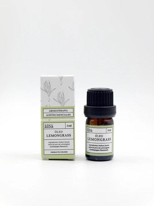Aceite esencial Lemongrass 5ml.