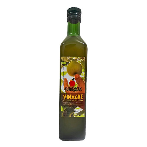 Vinagre de Manzana Punucapa 500 ml.