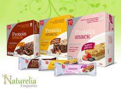 Barras de proteínas
