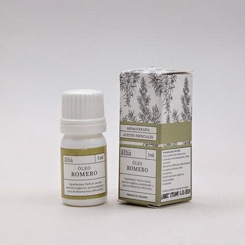 Aceite Esencial Romero 5ml.