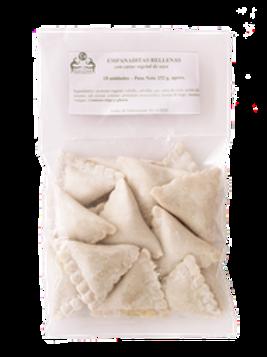 Empanaditas rellenas con carne vegetal Ecocare 200g.
