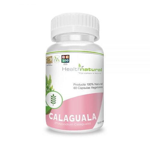 Calaguala 500mg. Health Natural 60 cápsulas vegetales