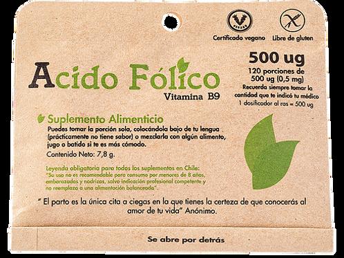 Acido Fólico Dulzura Natural