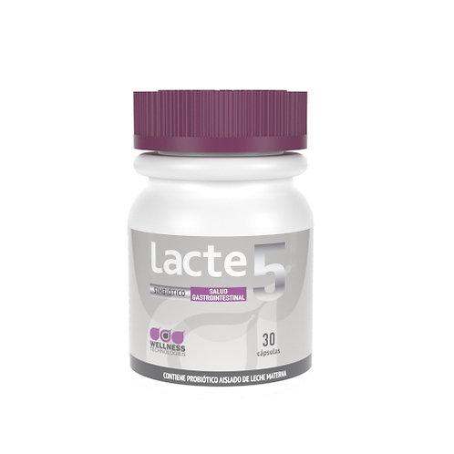 Probiótico Lacte 5 Gastrointestinal 30 cáps.