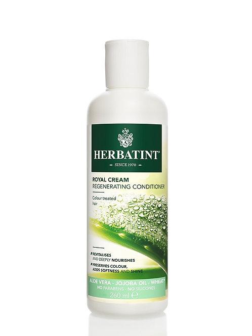 Crema Capilar de Aloe Vera Herbatint 260ml.