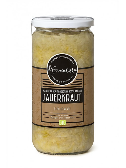 Sauerkraut Original La Fermentista 640g.