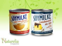 Manjar y Leche condensada soya