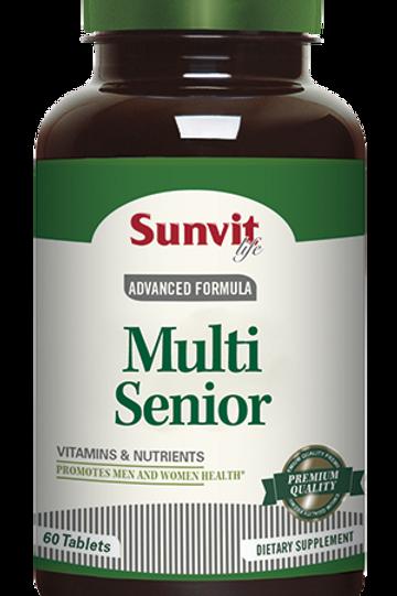 Multivitamínico Senior Sunvit 60 tab.