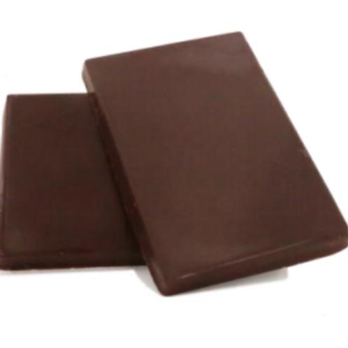 Chocolate vegano pequeño Dulzura Vegetal