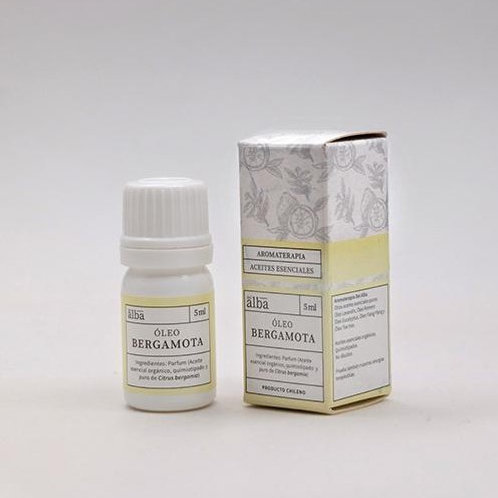 Aceite Esencial Bergamota 5ml.