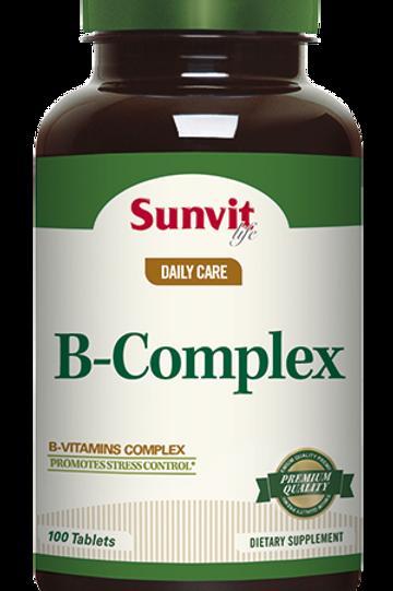 B-COMPLEX SUNVIT 100 TAB