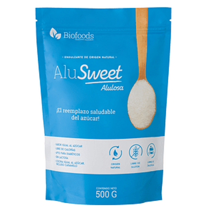 Alulosa en polvo 500 g.