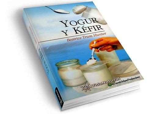 Libro Yogur y Kéfir - Beatrice Trum