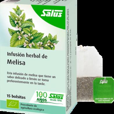 Infusión orgánica melisa Salus 15 bolsitas