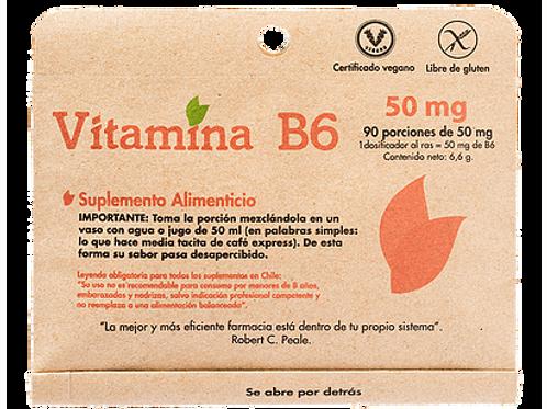 Vitamina B6 en polvo Dulzura Natural