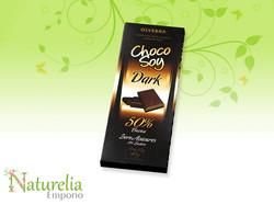 Chocolate sin gluten ni azúcar