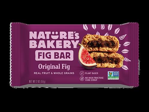 Fig Bar Higo Natures Bakery