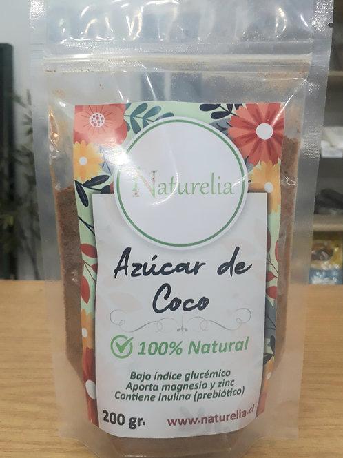 Azúcar de coco Naturelia 200g.