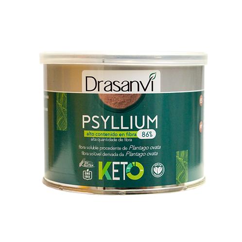 Psyllium BIO sin gluten Drasanvi 200gr.