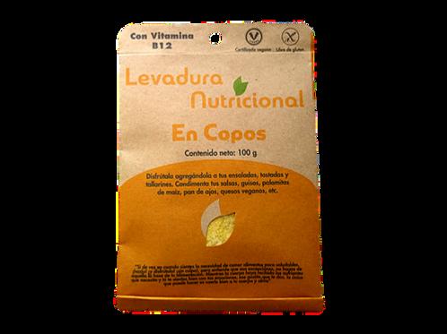 Levadura Nutricional en copos Dulzura Natural 100g.