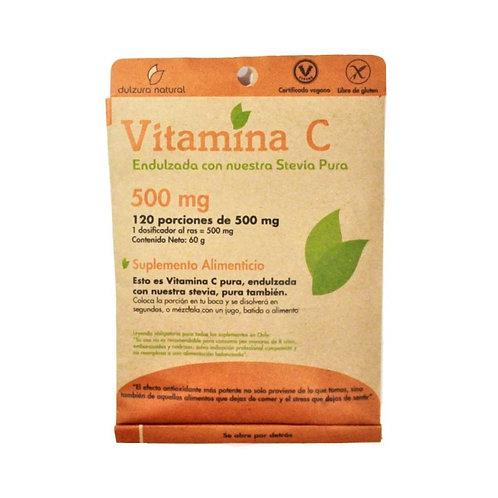 Vitamina C en polvo Dulzura Natural