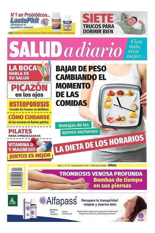 Revista Salud a Diario