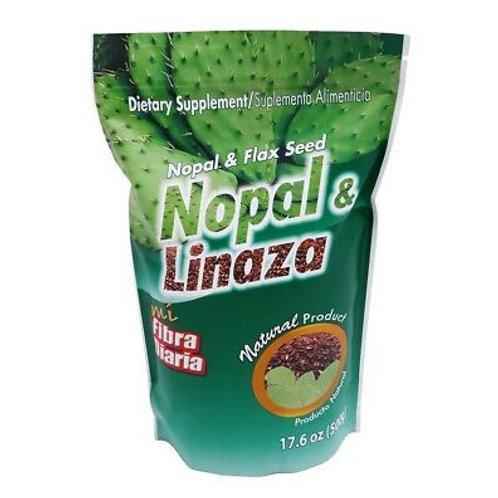Nopal y Linaza 500g
