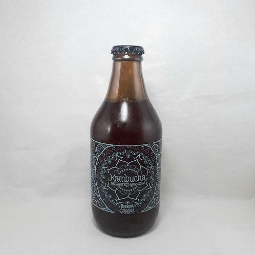 Kombucha sabor Arándano 330 ml.