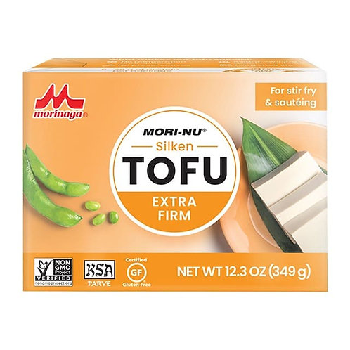 Tofu extra firme Morinaga 349g.