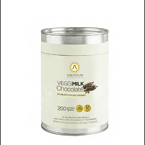 Leche vegetal Chocolate Aquasolar 200g