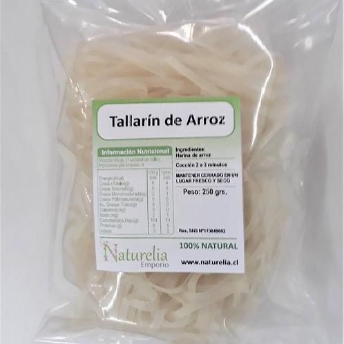 Tallarín de arroz Naturelia 250g.