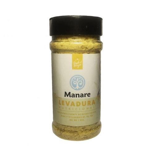 Levadura Nutricional en hojuelas Manare 100g.