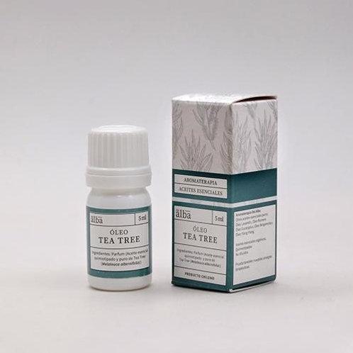Aceite Esencial Arbol de Té 5ml.