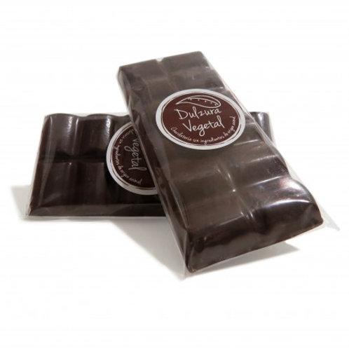 Chocolate vegano mediano Dulzura Vegetal 50g