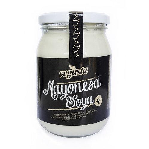 Mayonesa de Soya Vegusta 400 ml