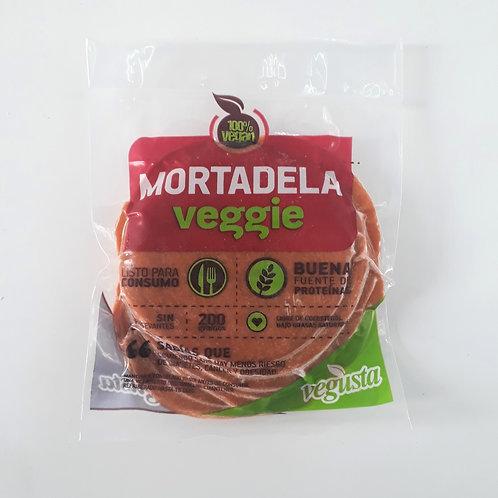 Mortadela vegetal Vegusta